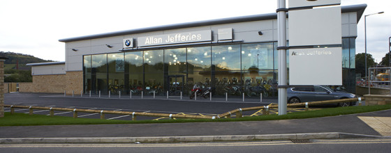 ALLAN JEFFERIES BMW NEW SITE 30.09.2010