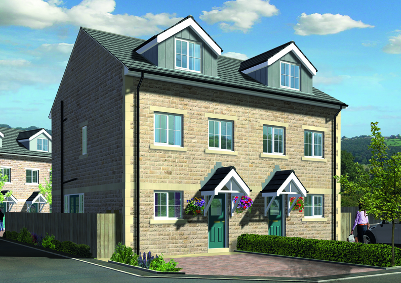 Berry Close Development Home Image